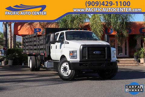 2017 Ford F-650 Super Duty for sale in Fontana, CA