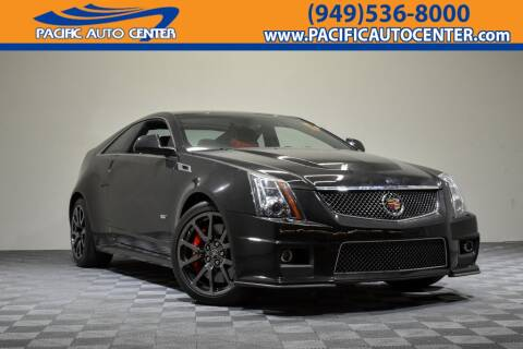 Cadillac Cts V Used >> 2013 Cadillac Cts V For Sale In Costa Mesa Ca