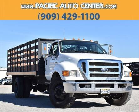 2009 Ford F-650 Super Duty for sale in Fontana, CA