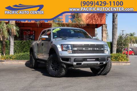 2011 Ford F-150 SVT Raptor for sale at Pacific Auto Center in Fontana CA