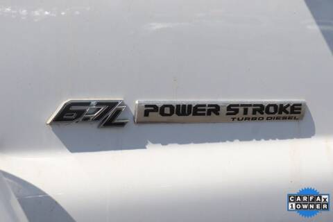 2017 Ford F-750 Super Duty