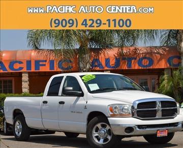2006 Dodge Ram Pickup 3500 for sale in Fontana, CA