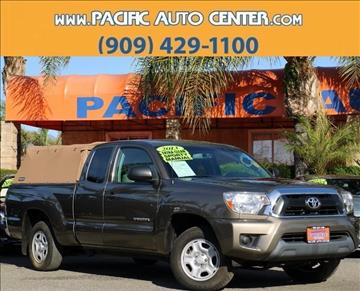 2013 Toyota Tacoma for sale in Fontana, CA