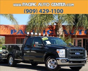 2011 Ford F-350 Super Duty for sale in Fontana, CA