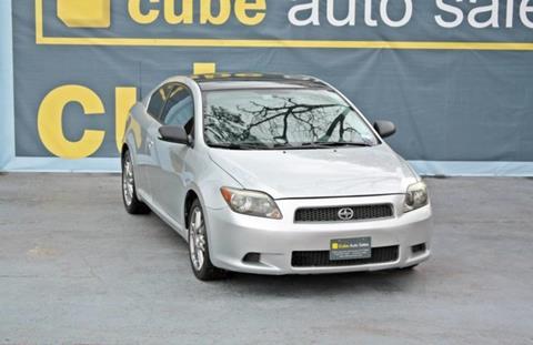 2007 Scion Tc For Sale In Texas