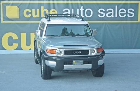 2007 Toyota FJ Cruiser for sale in Houston, TX