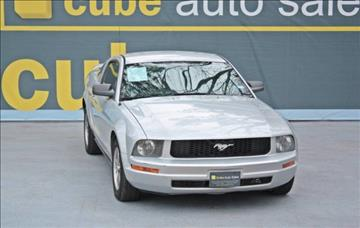 2005 Ford Mustang for sale in Houston, TX