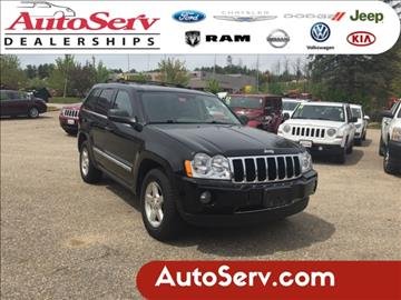 2007 Jeep Grand Cherokee for sale in Tilton, NH