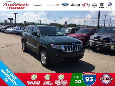 2011 Jeep Grand Cherokee for sale in Tilton, NH