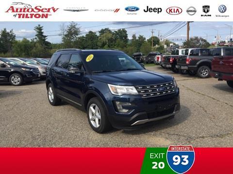 2017 Ford Explorer for sale in Tilton, NH