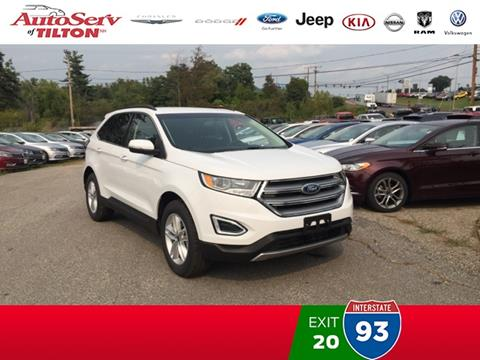 2017 Ford Edge for sale in Tilton, NH