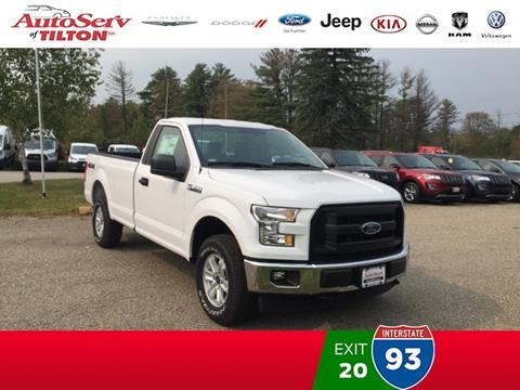 2017 Ford F-150 for sale in Tilton, NH
