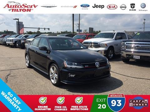 2017 Volkswagen Jetta for sale in Tilton, NH