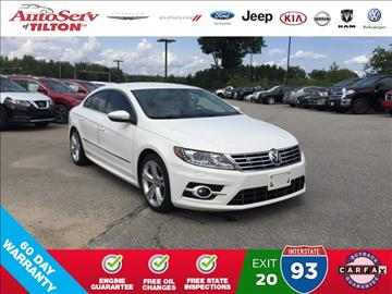 2013 Volkswagen CC for sale in Tilton, NH