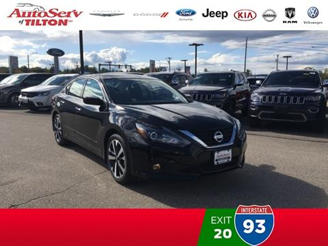 2017 Nissan Altima for sale in Tilton, NH