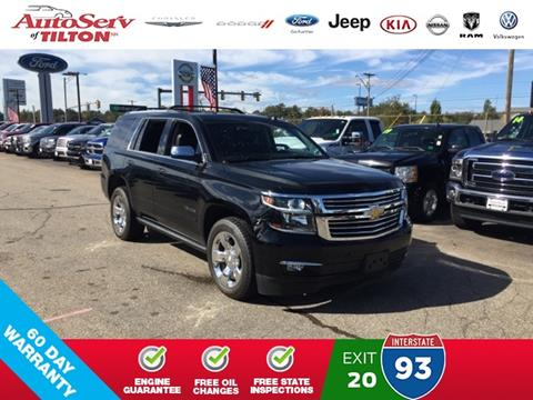 2015 Chevrolet Tahoe for sale in Tilton, NH