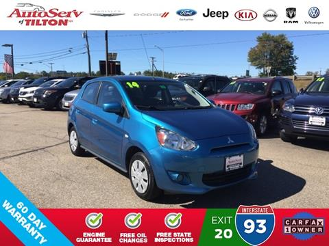 2014 Mitsubishi Mirage for sale in Tilton, NH