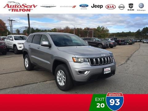 2018 Jeep Grand Cherokee for sale in Tilton, NH