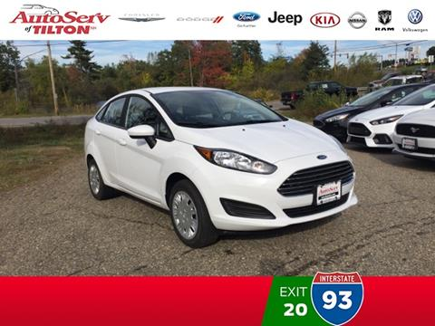 2017 Ford Fiesta for sale in Tilton, NH