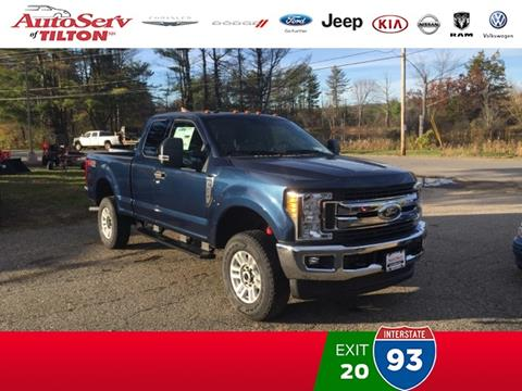 2017 Ford F-250 Super Duty for sale in Tilton, NH