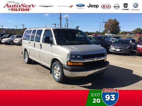 2009 Chevrolet Express Passenger for sale in Tilton, NH