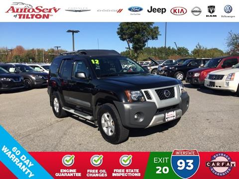 2012 Nissan Xterra for sale in Tilton, NH