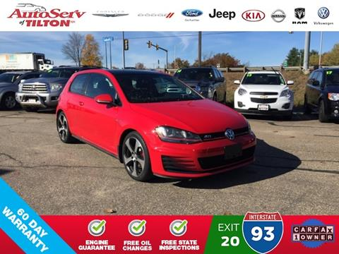 2015 Volkswagen Golf GTI for sale in Tilton, NH