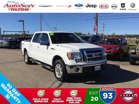 2010 Ford F-150 for sale in Tilton, NH