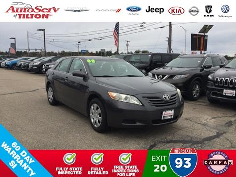2008 Toyota Camry for sale in Tilton, NH