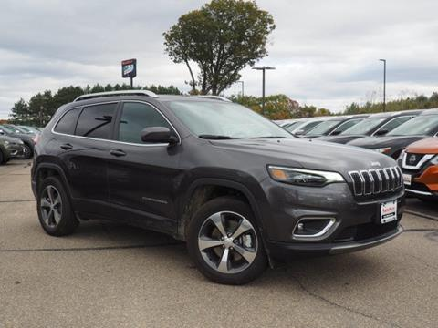 2019 Jeep Cherokee for sale in Tilton, NH