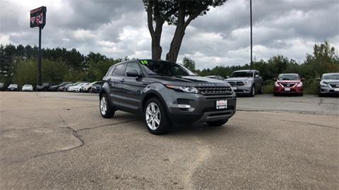 2015 Land Rover Range Rover Evoque for sale in Tilton, NH