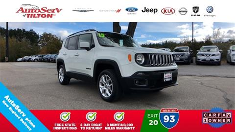 2015 Jeep Renegade for sale in Tilton, NH