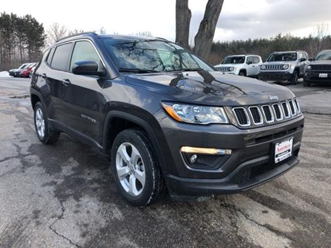 2019 Jeep Compass for sale in Tilton, NH