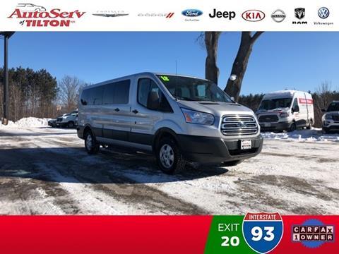 2018 Ford Transit Passenger for sale in Tilton, NH