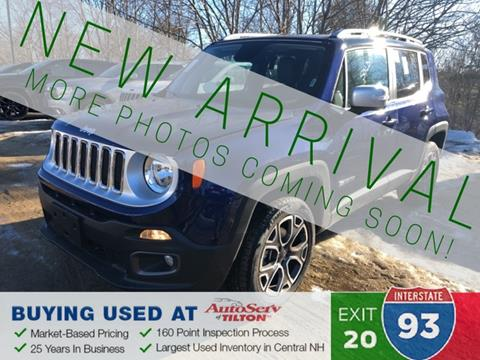 2018 Jeep Renegade for sale in Tilton, NH