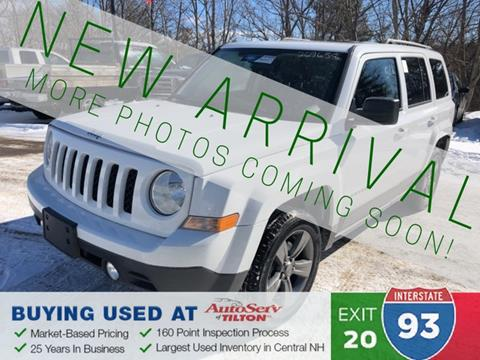 2015 Jeep Patriot for sale in Tilton, NH