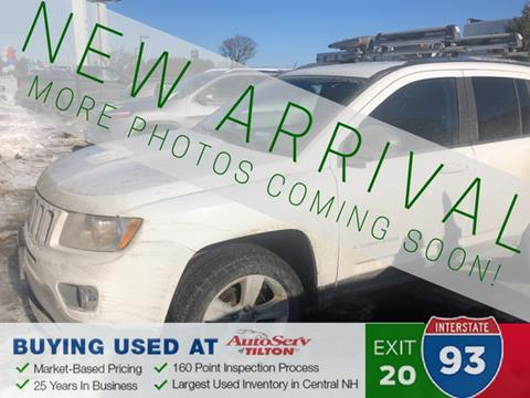 2011 Jeep Compass for sale in Tilton, NH