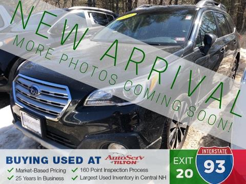 2016 Subaru Outback for sale in Tilton, NH