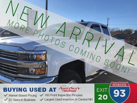 2015 Chevrolet Silverado 2500HD for sale in Tilton, NH