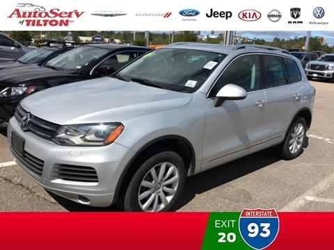Autoserv Tilton New Hampshire >> Used Volkswagen Touareg For Sale in New Hampshire ...