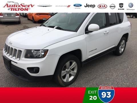 2016 Jeep Compass for sale in Tilton, NH