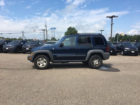 2005 Jeep Liberty for sale in Tilton, NH