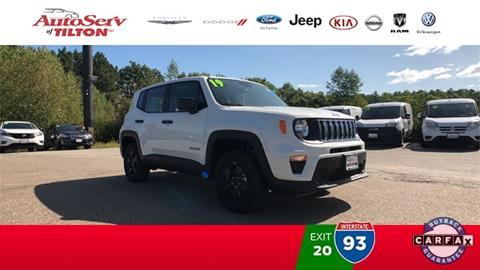 2019 Jeep Renegade for sale in Tilton, NH