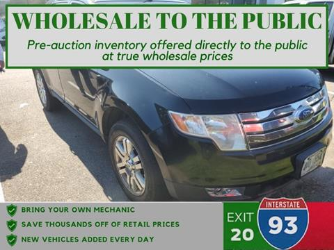 2007 Ford Edge for sale in Tilton, NH