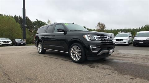 2018 Ford Expedition MAX for sale in Tilton, NH