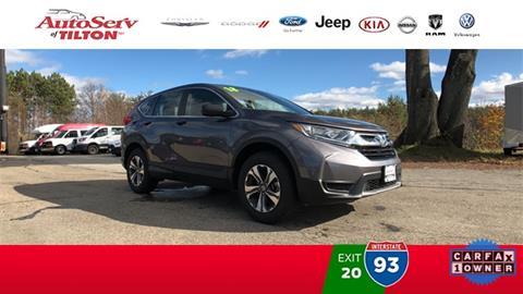 2018 Honda CR-V for sale in Tilton, NH