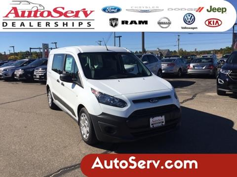 2017 Ford Transit Connect Cargo for sale in Tilton, NH
