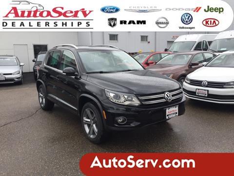 2017 Volkswagen Tiguan for sale in Tilton, NH