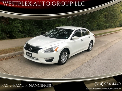 2015 Nissan Altima for sale in Wentzville, MO