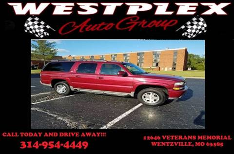 2004 Chevrolet Suburban for sale in Wentzville, MO